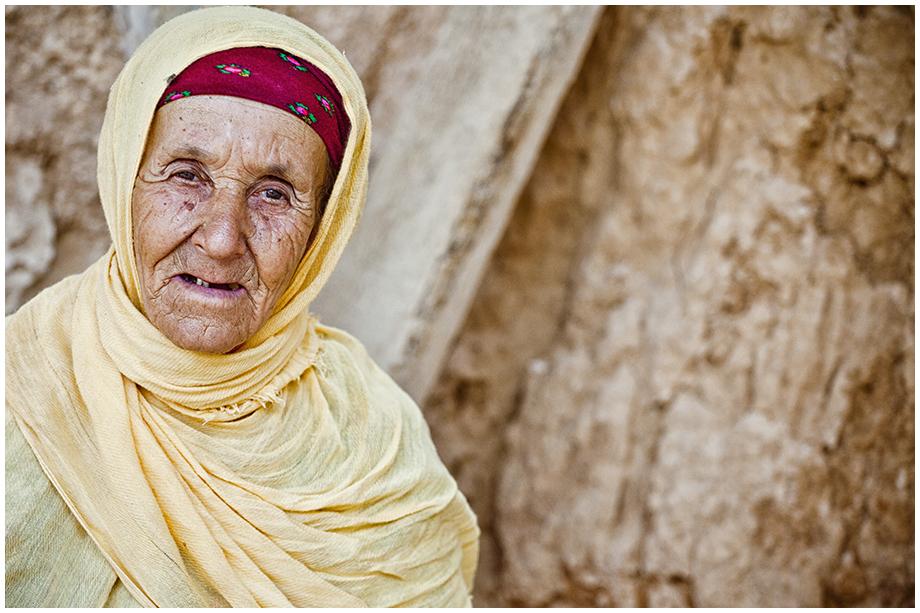kobieta portret