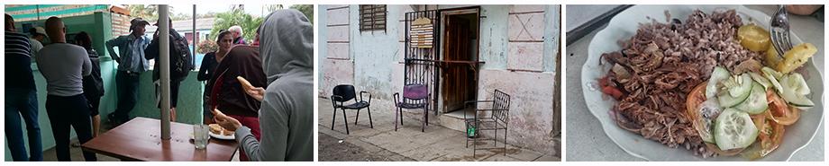 Kuba jedzenie