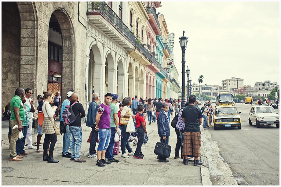 Hawana Kuba na własną rękę