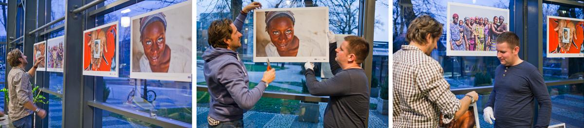 wernisaż-fotograficzny-z-gambii-przygotowania