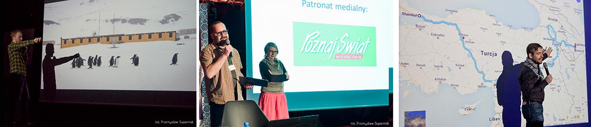 Opolski Festiwal Podróżniczy prelegenci