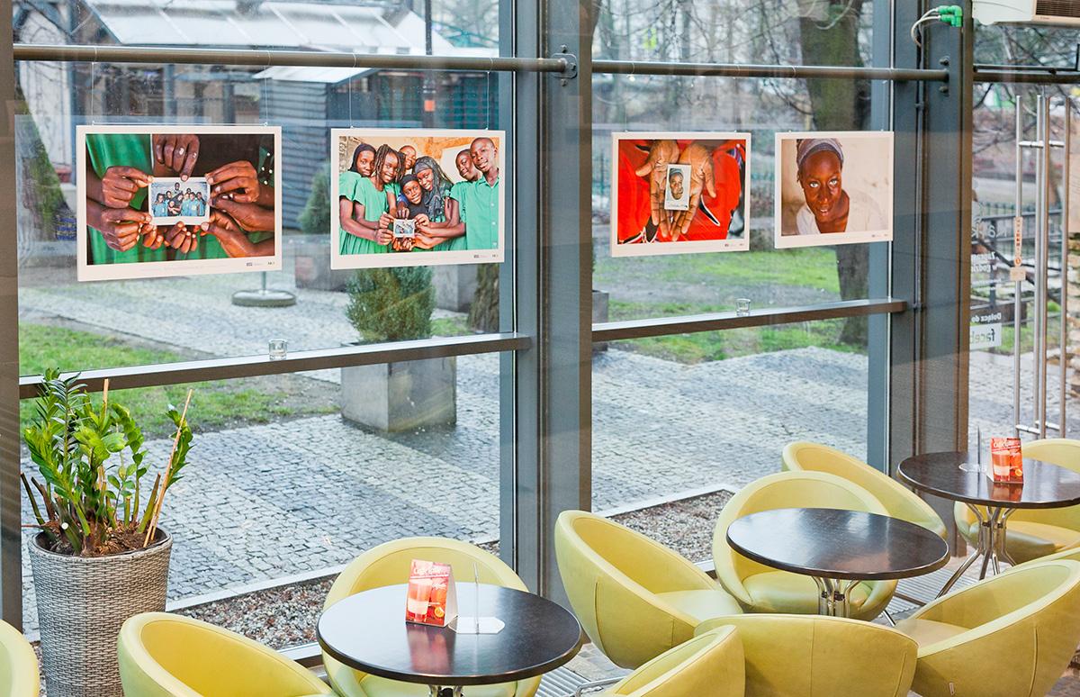 wystawa fotografii z Gambii Stachowiak