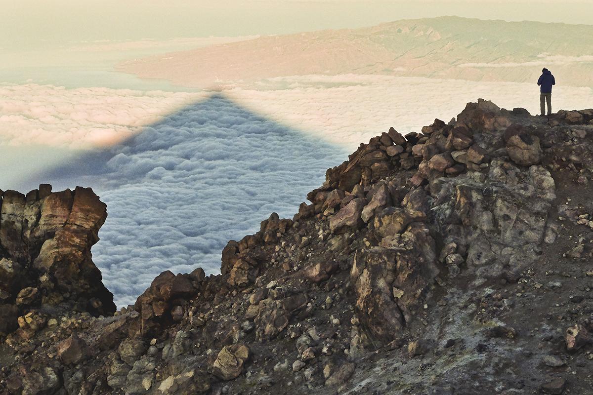 Teneryfa Teide fotografia z podróży