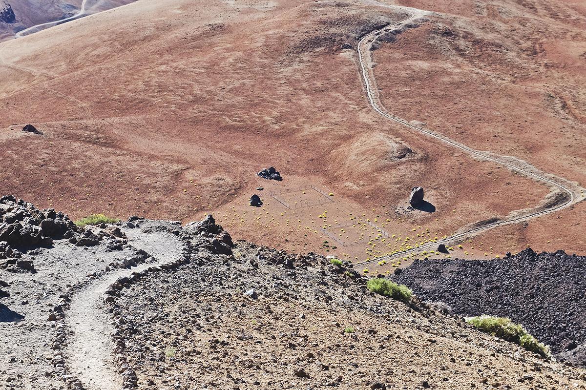 teide wulkan wejscie fotografie z podróży stachowiak