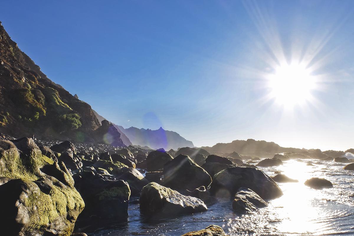 teneryfa plaże fotografie z podróży