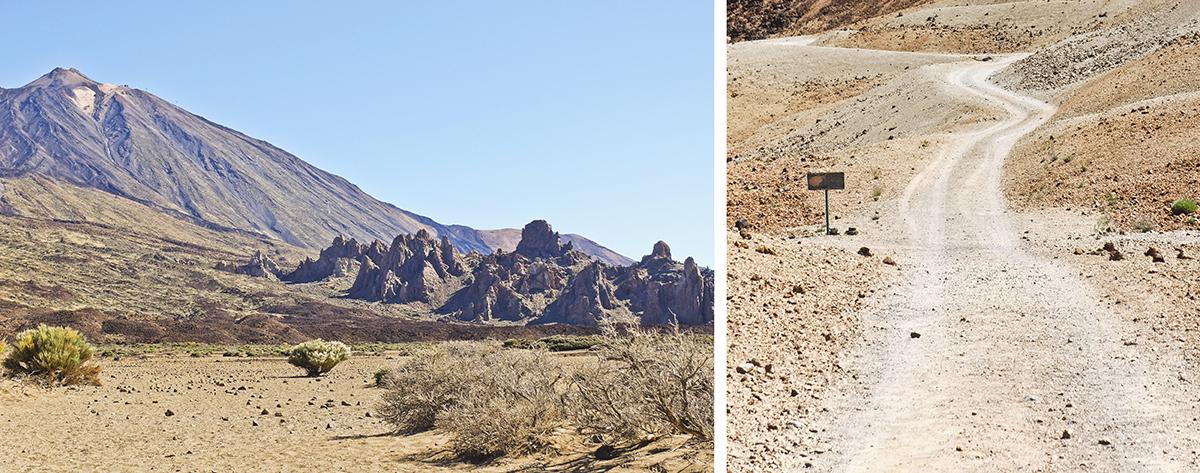 teneryfa wejście na wulkan Teide fotografia podróżnciza stachowiak