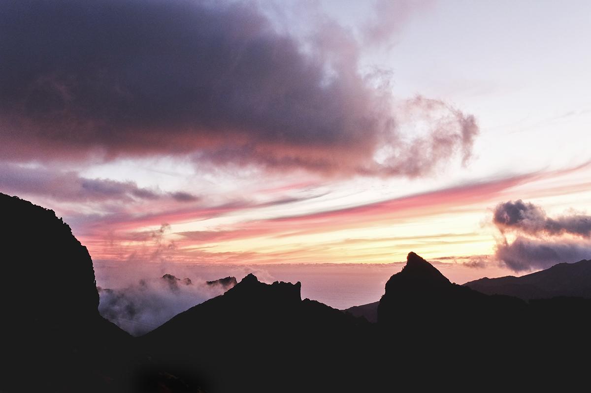 teneryfa zachód słońca fotografia podróżnicza stachowiak