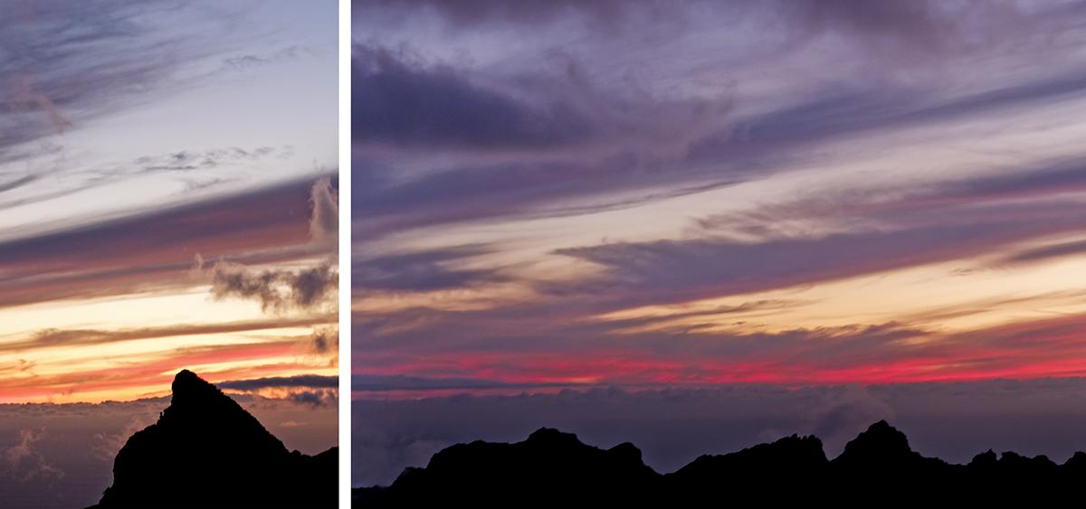 teneryfa zachody słońca fotografia podróżnicza stachowiak