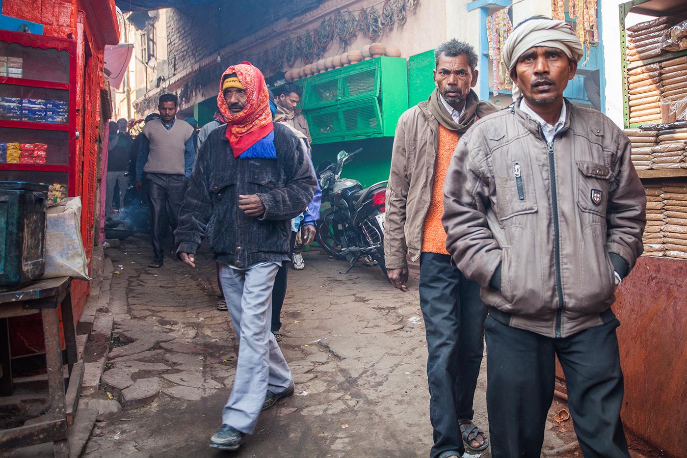 Varanasi Indie na własną rękę
