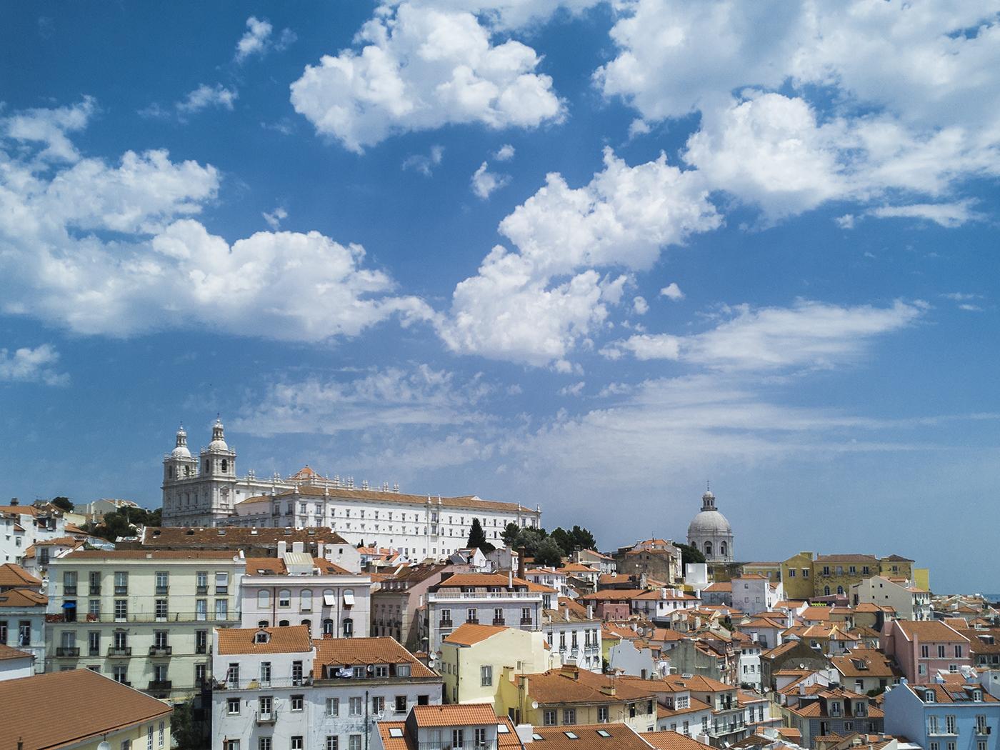 fotografia smartfonowa w podróży Lizbona Portugalia
